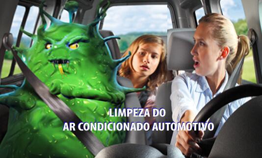 Limpeza de ar condicionado auto