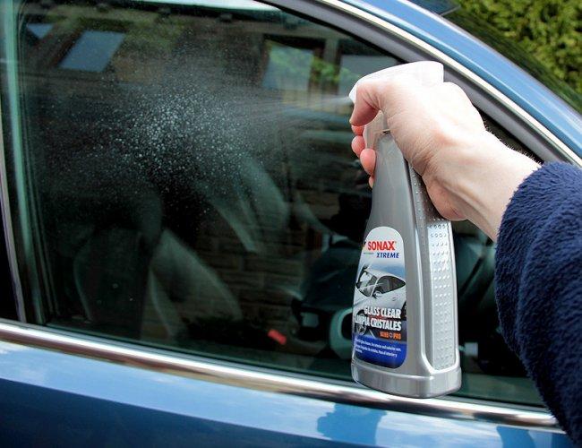 sonax Limpa vidros auto