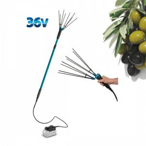 Varejadora de Azeinonas - máquina para apanhar azeitonas Makita - promoção