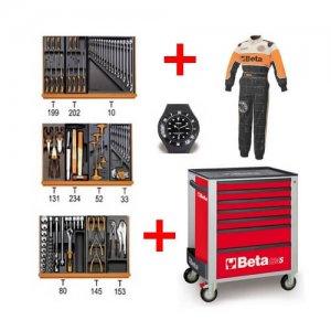 Carro ferramentas Beta completo promoção e ofertas