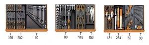 Módulo ferramentas auto Beta composição de carro de ferramentas