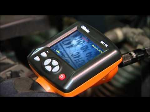 Videoscópio electrónico com sonda flexível