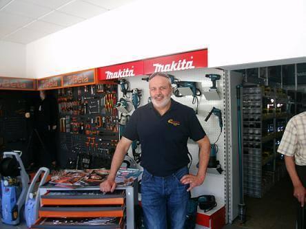 OLEIREP cresce e já está na Sertã, com nova loja de ferramentas profissionais, Beta Makita e Telwin entre outras.