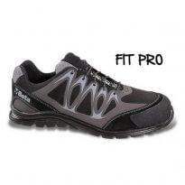 Calçado de trabalho - biqueira de aço, sapato fit pro 7341