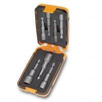 862F_A7 Jogo de 7 bits sextavados magnéticos com chaves de caixa