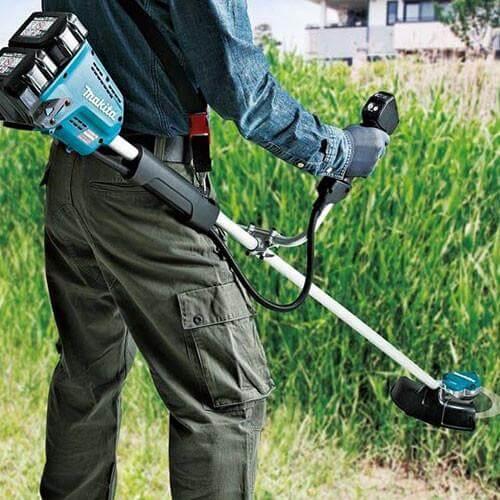 Roçadoura a bateria -DUR365UZ- Makita ferramentas 36voltes