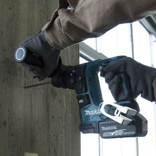 DHR171RTJ Martelo perfurado - Makita Ferramentas 18v baterias 5.0ah