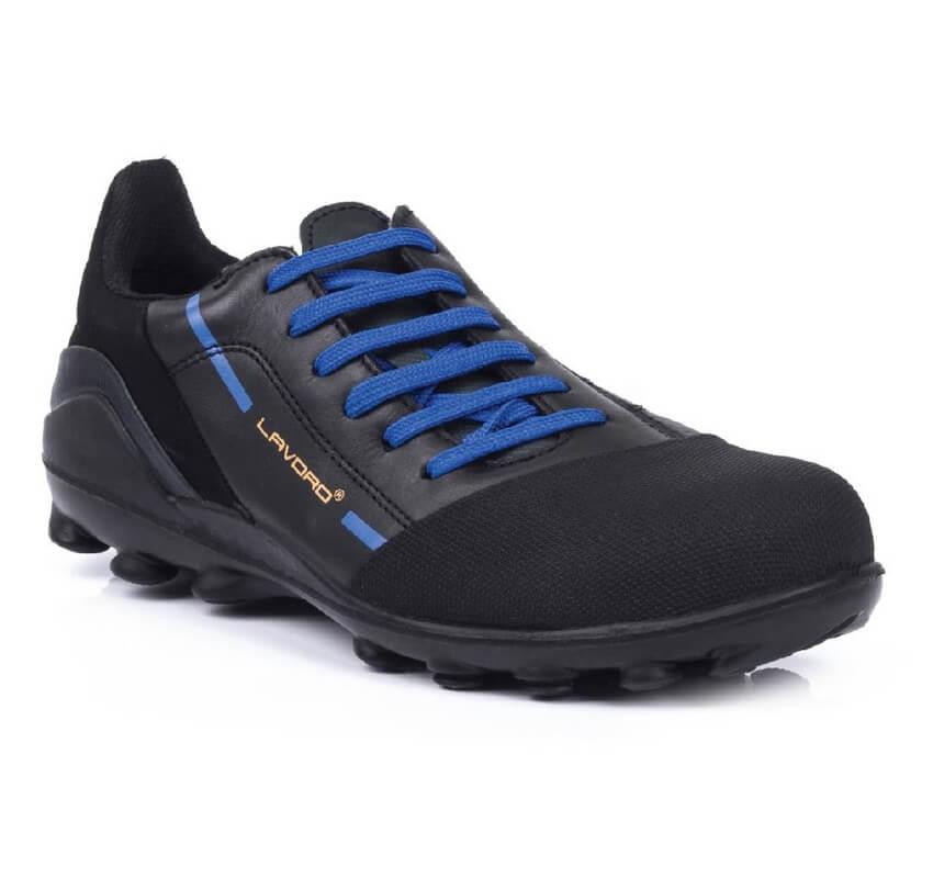 sapatos de trabalho desportivos