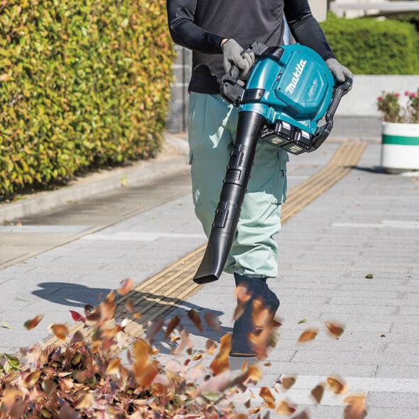 Soprador de folhas a Bateria LXT 2x18V Makita DUB363ZV