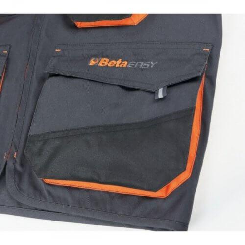 Beta | Vestuário de trabalho 7867G Colete de trabalho, leve.